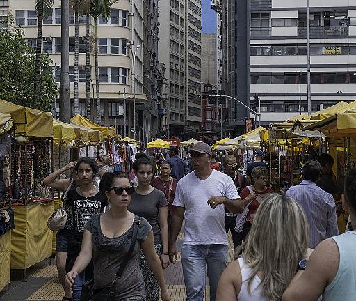 Mercado Artesanal de São Paulo