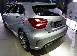 Mercedes-Benz A 180 Sports (W176) rear