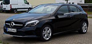 Mercedes-Benz - Mercedes-Benz A-Class (compact)
