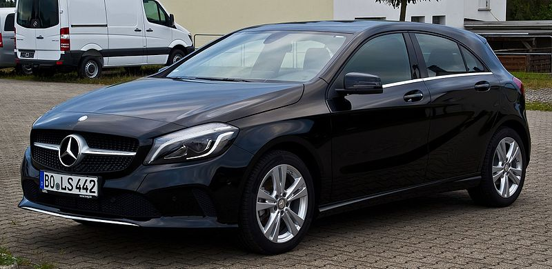 fichier mercedes benz a 180 urban w 176 facelift. Black Bedroom Furniture Sets. Home Design Ideas