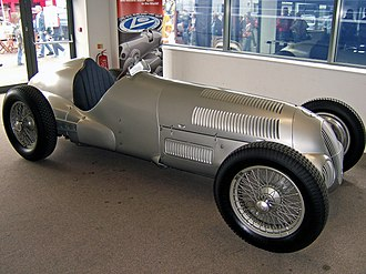 Mercedes-Benz W125 - Image: Mercedes Benz W 125 Donington