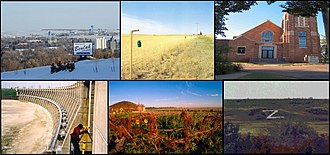 Mercer County, North Dakota - Image: Mercer, ND
