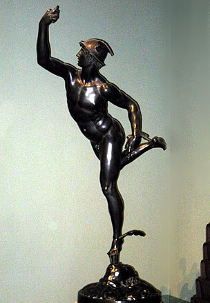 Mercurius by Giambologna (casting in Pushkin museum) by shakko 05.jpg