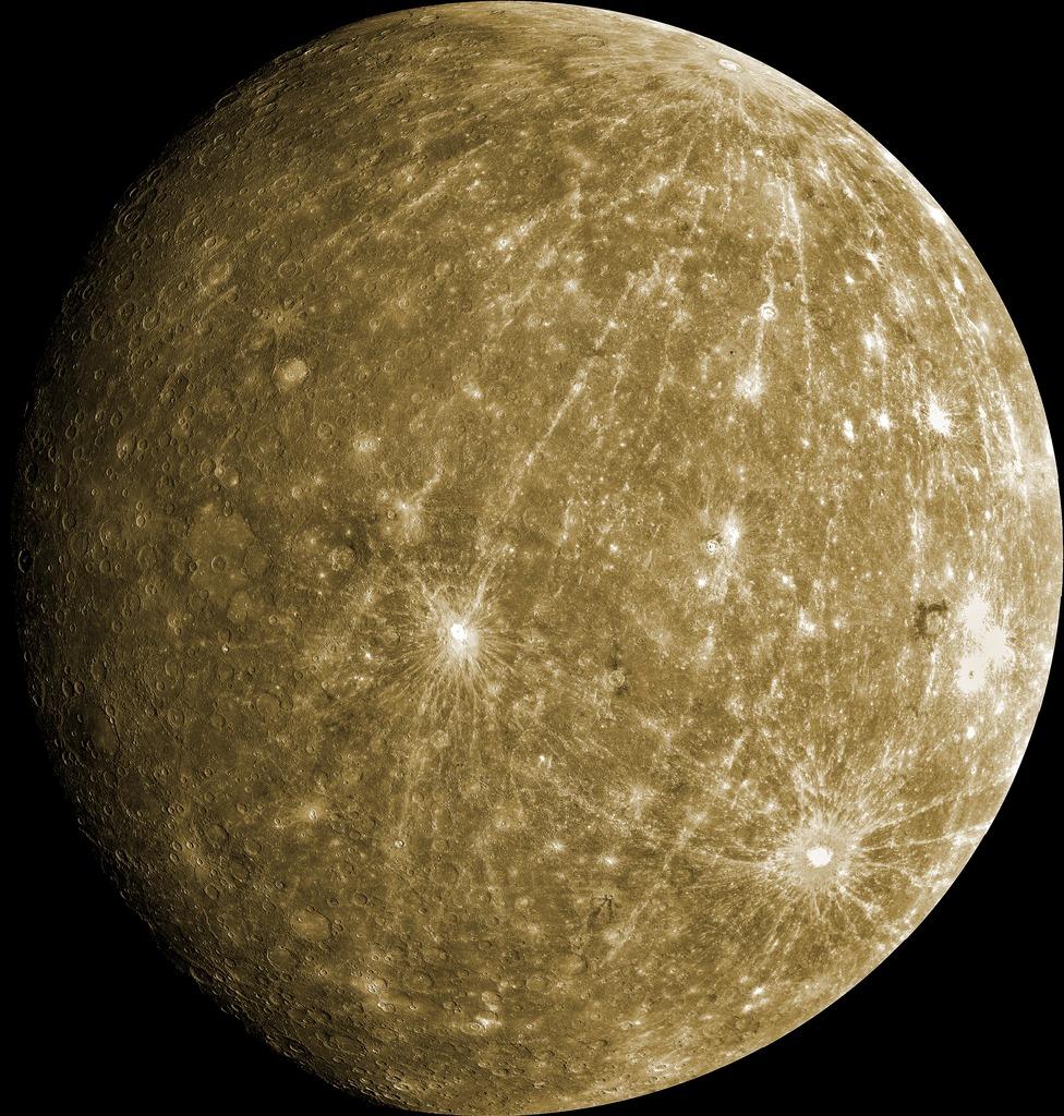 смотреть фото планета меркурий