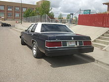Mercury marquis wikipedia rear view 1979 1982 mercury marquis 4 door sedan publicscrutiny Choice Image
