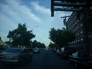 Merrick Road - Merrick Boulevard in South Jamaica, Queens