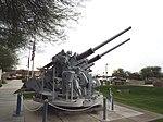Mesa-Arizona Commemorative Air Force Museum-3 inch Mark 33 Deck Gun-USS Guam LPH-9-1.jpg