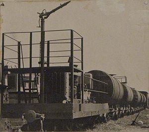 Mesherskoye peat narrow-gauge railway - Image: Mesherskoye peat enterprise (Bolon') 2
