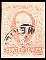 Mexico 1856 Sc4 used without district overprint.jpg