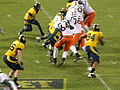 Miami on offense at 2008 Emerald Bowl 26.JPG