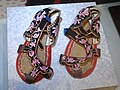Miao female shoes - Yunnan Provincial Museum - DSC02167.JPG