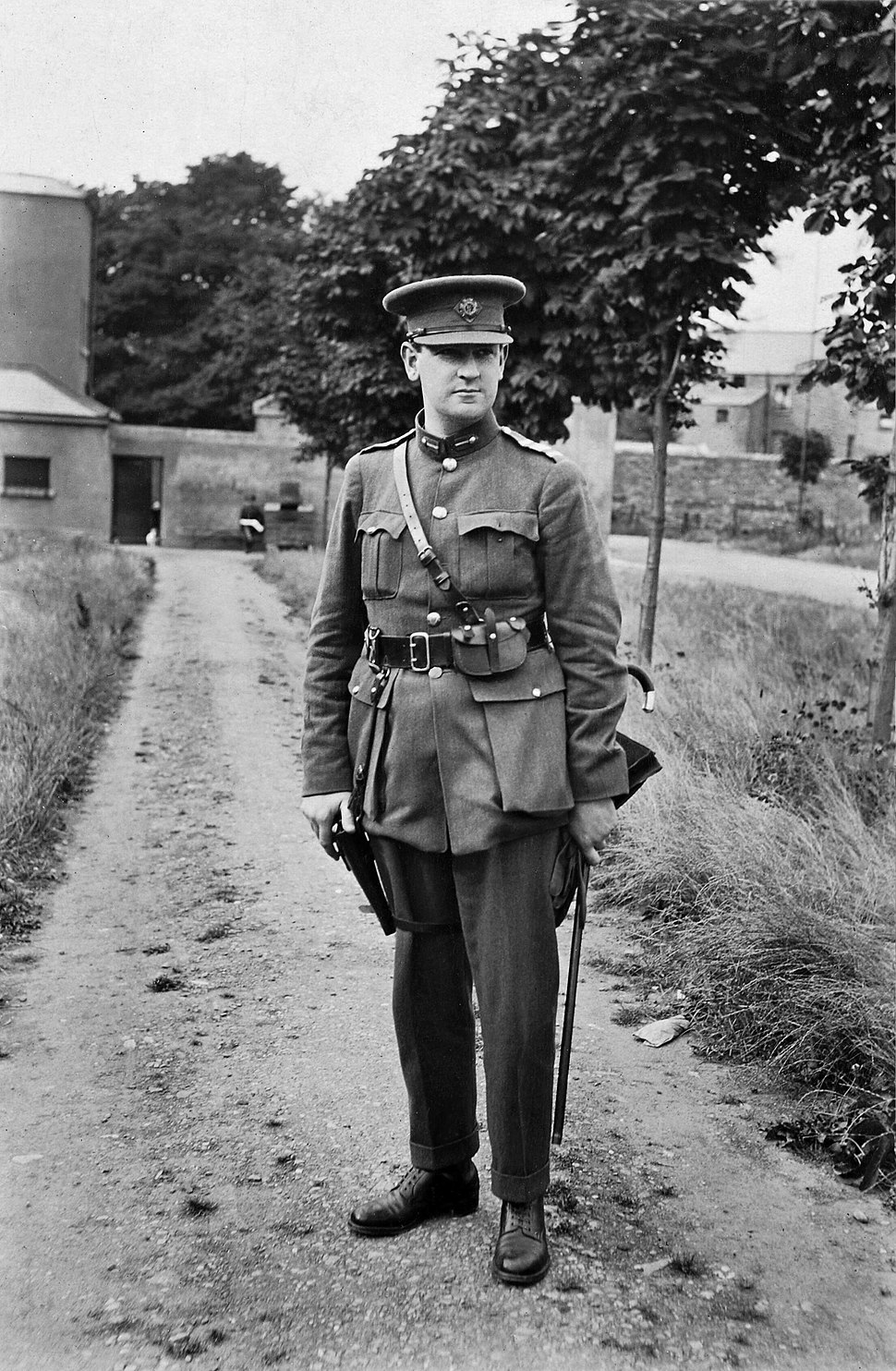 Michael Collins Commander-in-Chief of the Irish National Forces