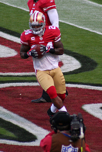 Michael Robinson (fullback) - Robinson with the 49ers.