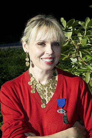 Michaela Dornonville de la Cour - Michaela de la Cour in September 2011