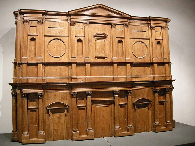 File:Michelangelo, modello per la facciata di san lorenzo, 1518 ca. 01.JPG
