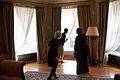 Michelle Obama tours Farmleigh in Ireland.jpg