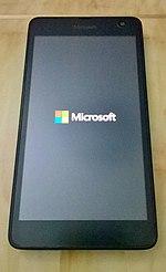Microsoft Mobile - Wikipedia