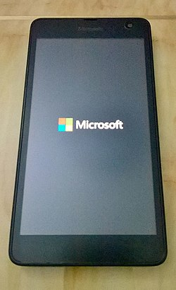 Image illustrative de l'article Microsoft Lumia 535