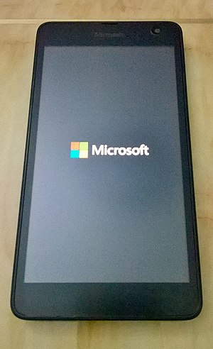 Microsoft Mobile - Microsoft Lumia 535, the first Microsoft branded Lumia device