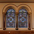 Middle Street Synagogue, Brighton (May 2013) - Stained Glass Windows (4).jpg