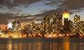 Midtown Manhattan as City of Blinding Lights.JPG