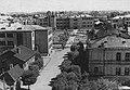 Miensk, Vasiljeŭski, BDU. Менск, Васільеўскі, БДУ (1933).jpg