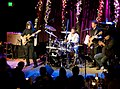 Mike Stern, Dennis Chambers, Tom Kennedy, and Randy Brecker at Jazz Alley (6), 2010-12-08.jpg
