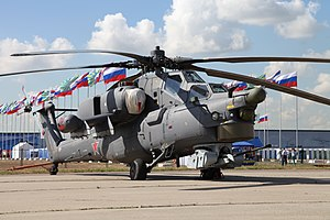 Mil Mi-28N, Celebration of the 100th anniversary of Russian Air Force.jpg