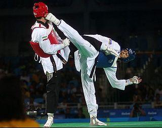 Taekwondo Martial art from Korea