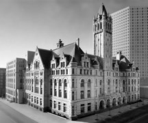 Milwaukee Federal Courthouse, Post Office, 1882-99