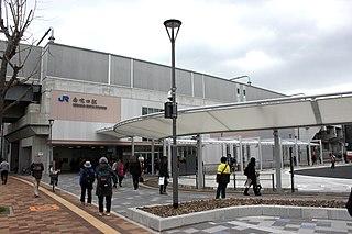 Minami-Suita Station Railway station in Suita, Osaka Prefecture, Japan