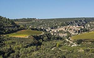 Minerve, Hérault - Image: Minerve cf 01