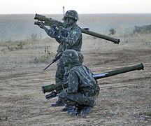 Ministro Jaques Wagner assiste exercício de artilharia antiaérea do Exército (20356086501)