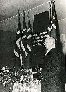 Jens Bull Norwegian diplomat