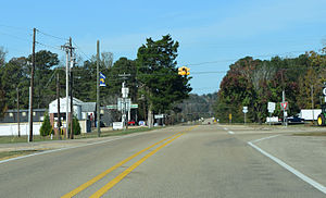Tremont, Mississippi - Image: Mississippi Highway 178 Tremont MS