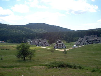 Tara (mountain) - Image: Mitrovac na Tari