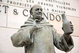 Dom Pérignon (monk) French Benedictine monk and inventor of champagne