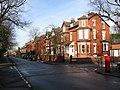 Moat Road, Heaton Chapel - geograph.org.uk - 1130113.jpg