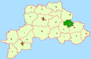Krychaw District - Image: Mogilev Oblast Krichev