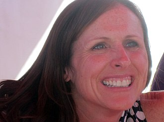 Molly Shannon - Shannon at the Orange County, California, Children's Book Festival on October 2, 2011 promoting her first children's book, Tilly the Trickster.