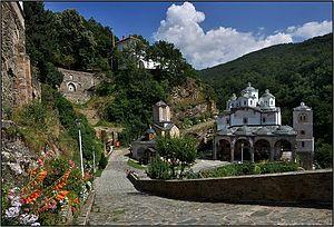 Kriva Palanka - Monastery of Joakim Osogovski