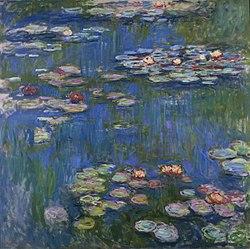 Claude Monet: Water Lilies
