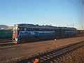 Mongolian Railway 2TE116 locomotives (11530019694).jpg