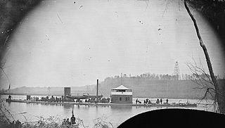 USS <i>Mahopac</i> (1864) Canonicus-class monitor