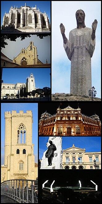 Palencia - Image: Montaje Palencia