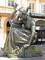 Montauban - Sculptures by Antoine Bourdelle -02.JPG