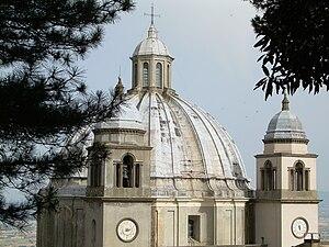 Cupola - Image: Montefiascone cupola