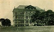 Montgomery Hall Starkville