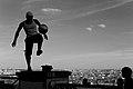 Montmartre, Street performance 01.jpg