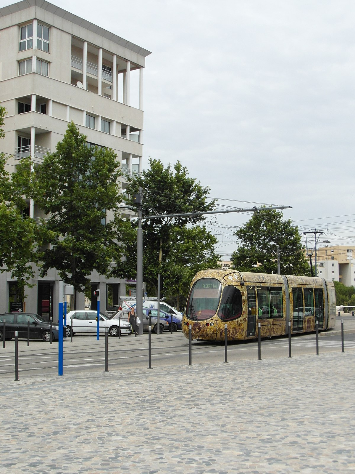 montpellier tram line 3 rome - photo#38